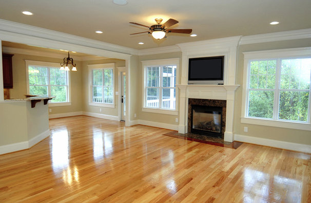 Contemporary Hardwood Flooring by Asia Pacific Investment Partners