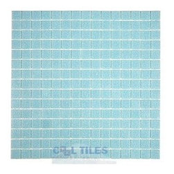 HotGlass | A-03-M | Light Blue | Tile -