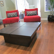 Contemporary Coffee Tables by CR Wood Furnishings