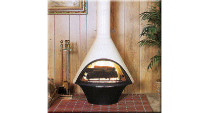 Modern Indoor Fireplaces by malmfireplaces.com