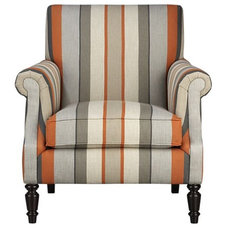 Traditional Accent Chairs by Crate&Barrel