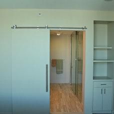 Modern Bathroom by Cardea Building Co.