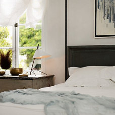 Traditional Bedroom by Melanie Stewart Interior Design