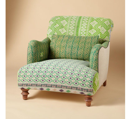 Eclectic Armchairs And Accent Chairs by Sundance Catalog