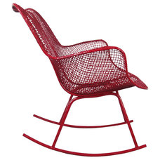 Modern Outdoor Rocking Chairs by 1stdibs