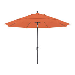 None - Ultra Premium Sunbrella 9-foot Patio Umbrella (5 Colors) - Create shade anywhere you need it with this ultra-premium 9-foot patio umbrella by Sunbrella. Unmatched in both quality and performance, this umbrella is designed to deliver superior sun blocking performance.