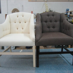 Custom Design Dinning Chairs - Finished dinning chairs