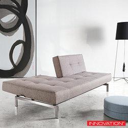 Innovation Living Split Back Sofa, Stainless Steel - Innovation Living Split Back Sofa