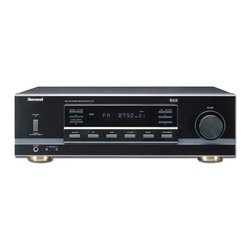 """Sherwood 100W Stereo Receiver - Model Rx-4109 Stereo Receiver With Phono Input. The Sherwood Rx-4109 Is Designed And Built With The Same Quality And Attention To Detail That Sherwood Has Been Bringing To Their Audio Gear For The Last 50 Years. With 105 Watts Rms Per Channel, Phono Section, Binding Posts, A Versatile Remote Control And Switching For Two Pairs Of Loudspeakers, The Only Thing That Is """"Budget"""" About The Rx-4109 Is Its Modest Cost.   Features:  * 100 Watts Rms Per Channel (Tdas) Totally Discrete Amplifiers For All Channels * Dimensions: 17-3/8In X 5In X 13In  * Heavy Duty Binding Posts * Switching For Two Pair Of Loudspeakers * Phono Input * 43-Key Remote Control * Am/Fm Stereo With 30 Station Presets * 5 Audio Inputs (Including Tuner) * Sleep Timer * Headphone Jack * Large Fluorescent Display * Shipped Insured * Brand New"""
