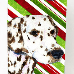 Caroline's Treasures - Dalmatian Candy Cane Christmas Michelob Ultra Koozies for slim cans SS4538MUK - Dalmatian Candy Cane Holiday Christmas Michelob Ultra Koozies for slim cans SS4538MUK Fits 12 oz. slim cans for Michelob Ultra, Starbucks Refreshers, Heineken Light, Bud Lite Lime 12 oz., Dry Soda, Coors, Resin, Vitaminwater Energy, and Perrier Cans. Great collapsible koozie. Great to keep track of your beverage and add a bit of flair to a gathering. These are in full color artwork and washable in the washing machine. Design will not come off.