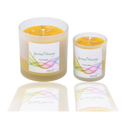Affordable Modern Decor: Scented candles, throw pillows, light up wall decor - Ambiance Design