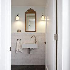 Traditional Bathroom by Albertsson Hansen Architecture, Ltd
