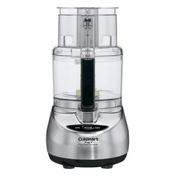 Cuisinart - Cuisinart Prep 9 Food Processor - 9-cup Lexan work bowl