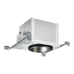 """Juno Lighting - ICPL632E 6"""" IC Rated New Construction Housing - 32W Triple Vertical CFL - Housing only. Trim and bulb sold separately."""