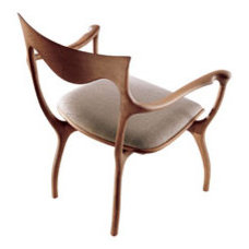 Modern Armchairs by ddc nyc