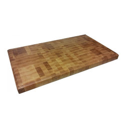 Armani Fine Woodworking - End Grain Hard Maple Butcher Block Countertop - Armani Fine Woodworking End Grain Hard Maple Butcher Block Countertop