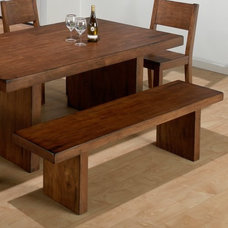 Contemporary Dining Benches by Hayneedle