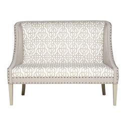 Vanguard Furniture - Vanguard Furniture Thomas Settee V592-SE-152135 - Vanguard Furniture Thomas Settee V592-SE-152135