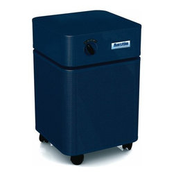 Austin Air - Austin Air Allergy Machine/Hega, Midnight Blue - The Allergy Machine features High Efficiency Gas Absorption, removing contaminants out of the air before they get a chance to irritate and trigger your asthma or allergies.
