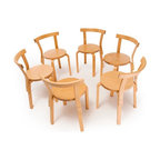 Vintage Danish Modern Dining Chairs - SOLD *ask us to find more: info@danishteakclassics.com