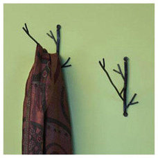 Contemporary Hooks And Hangers by Walmart