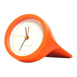 Alarm Clock, Orange