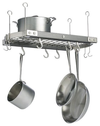 Industrial Pot Racks And Accessories by Crate&Barrel