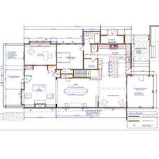Floor Plan by Renewal Design-Build
