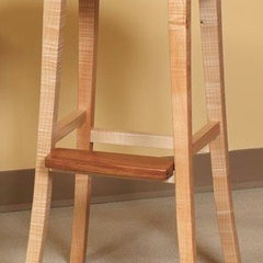 traditional chairs by McKinnon Furniture