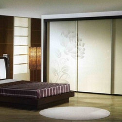 Closet Doors - Anticipate a restful night with modern elements blended to perfection in a spotless design. Featuring Italy and Europe's most stylish wood veneers to build a high-end product that matches your contemporary originality. Made to last and using the finest materials such as laminate, Formica, glass, melamine, and various others.