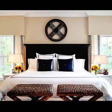 Traditional Bedroom by RS Design Studio