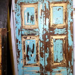 Doors found by Stephani Chance, owner of Decorate Ornate store in Gladewater, TX - Decorate Ornate