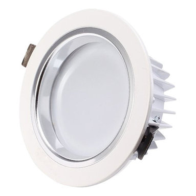 TorchStar - 12Watt 4-inch Dimmable LED Recessed Ceiling Light - 90W Halogen Equivalent, Dayl - Overview