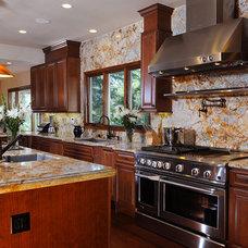 Kitchen Countertops by Independent Designer