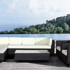 modern outdoor sofas by Nova Deko