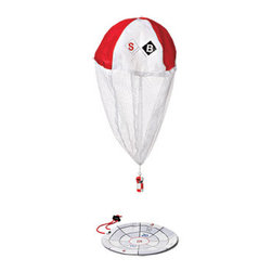 Parachutists - Good clean fun is in store for your children (most likely boys), particularly if you have a second story landing that is just begging to be used in an appropriate way.