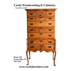 Custom Furniture & Cabinetry -
