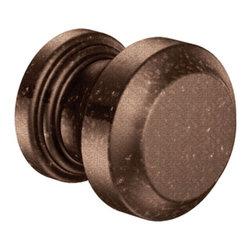 Moen - Moen YB8205ORB Rothbury Cabinet Knob in Oil Rubbed Bronze - Moen YB8205ORB Rothbury Cabinet Knob in Oil Rubbed Bronze
