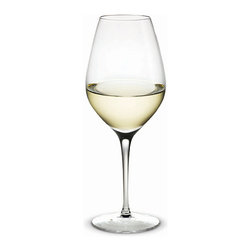 Holmegaard - Cabernet White Wine Glass - Holmegaard - The Max is an adorable space heater and fan combo with personality to spare. Available in red, white or yellow, it's a fun, modern device you can use year-round.