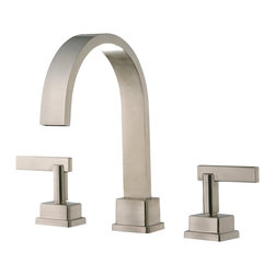 Belle Foret - Belle Foret BFRT400SN Brass Works Roman Tub Faucet in Satin Nickel - HDModel: FR - Belle Foret BFRT400SN Brass Works Roman Tub Faucet in Satin Nickel - HDModel: FR3D4000SNThe Belle Foret collection includes a full range of kitchen and bath faucets, copper basins, bathtubs, and bath vanities in timeless finishes to perfectly complement any décor. True to the Country French design, these distinctively elegant faucets and fixtures are graced by the rich patina of time - without the wait or expense.This Belle Foret Roman Tub faucet is the perfect choice for your bathroom makeover. Its modern design will add a sleek look to your bathroom. Matching bath accessories are available.Belle Foret BFRT400SN Brass Works Roman Tub Faucet in Satin Nickel - HDModel: FR3D4000SN, Features:• Roman Tub Faucet
