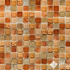 Traditional Mosaic Tile by Tile-Stones