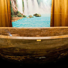 asian bathtubs bathup wood fosil