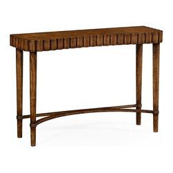 Jonathan Charles - Jonathan Charles Console Table Gray - Product Details