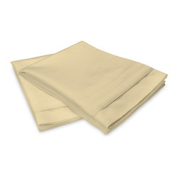 ExceptionalSheets - 1000 Thread Count 2-Piece Pillowcase Set Egyptian Cotton by ExceptionalSheets - These pillow cases are ideal to pair with our Egyptian cotton sheets, duvet covers, mattress toppers, and luxury comforters to give your bedroom the look and feel of a 5-star hotel. They are 100% Egyptian cotton and available in a wide range of colors within the Standard and King sizes!