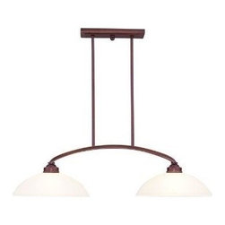 Livex Lighting - Livex Somerset Billiard/Island Vintage Bronze -4222-70 - Livex products are highly detailed and meticulously finished by some of the best craftsmen in the business