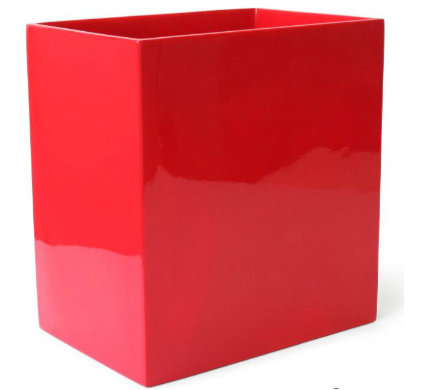 Modern Waste Baskets by Jonathan Adler