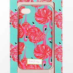 iPhone 4 Case, Shorely Blue Leggy - Your iPhone will be so stylish in this Lilly Pulitzer case.