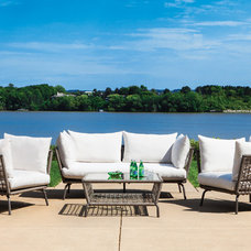 contemporary outdoor sofas by Lloyd Flanders