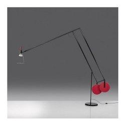 Artemide - Artemide | Ipogeo Floor Lamp - Design by Joe Wenthworth, 2008.