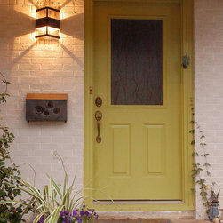 5. Exterior Wall Lighting made in Austin TX by Lightcrafters -